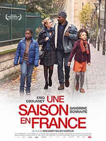 UNE SAISON EN FRANCE @ Salle Albert Camus