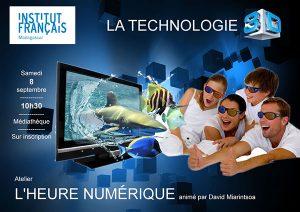LA TECHNOLOGIE 3D - L'Heure numérique @ Médiathèque | Antananarivo | Antananarivo Province | Madagascar