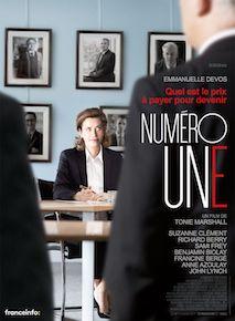 Cinéma - NUMÉRO UNE @ Salle Albert Camus