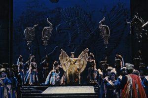 SERAMIS - Opéra au cinéma @ Salle Albert Camus