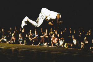 THE SWEET WAY de la Cie NEW GRAVITY Spectacle @ Salle Albert Camus
