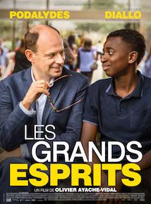 Cinéma - LES GRANDS ESPRITS @ Salle Albert Camus