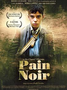 SOIRÉES DU CINÉMA ESPAGNOL - PAIN NOIR @ Salle Albert Camus