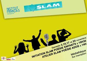 SLAM @ Médiathèque | Antananarivo | Antananarivo Province | Madagascar