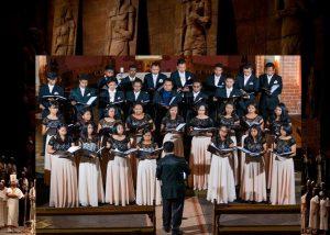 Ensemble vocal HIRAITRA - Concert classique de midi @ Salle Albert Camus