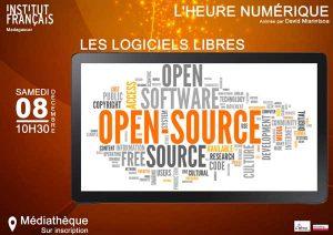 LES LOGICIELS LIBRES - L'heure numérique @ Médiathèque