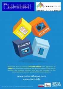 CULTURETHEQUE / CAIRN - Bibliothèques numériques @ Médiathèque