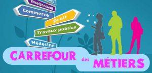 CARREFOUR DES MÉTIERS - Animation / Adolescents @ Médiathèque