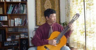 TSIHOARANA RAJAONSON, guitare – Concert classique de midi