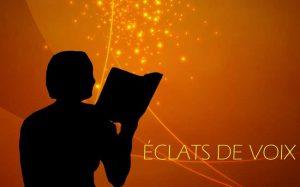 ÉCLATS DE VOIX - Lecture / Nouveau @ Salle Albert Camus