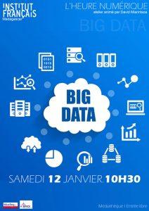 BIG DATA - L'heure numérique @ Médiathèque