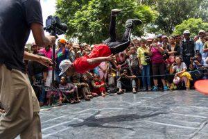 AMBONY AMBANY FESTIVAL - Danse Hip hop @ Salle Albert Camus
