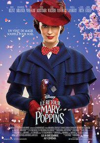 LE RETOUR DE MARY POPPINS - Cinéma @ Salle Albert Camus