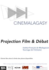 CINEMALAGASY - Cinéma / Émission @ Salle Albert Camus