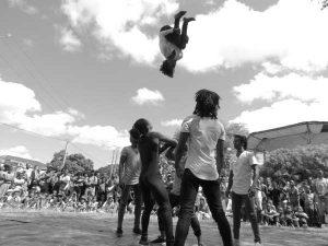ALOKA / OMBRE Cie ALÉA DES POSSIBLES - Spectacle / Cirque @ Salle Albert Camus