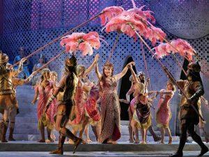 SAMSON ET DALILA / Opéra en 3 actes de Camille Saint-Saëns - Opéra au cinéma @ Salle Albert Camus