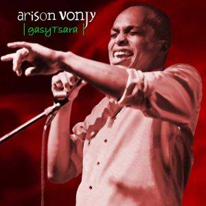 ARISON VONJY - Concert @ Salle Albert Camus