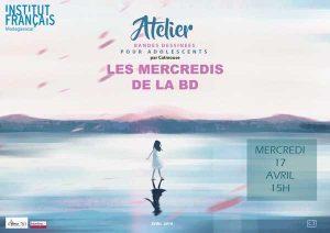 LES MERCREDIS DE LA BD - Atelier / Adolescents @ Médiathèque