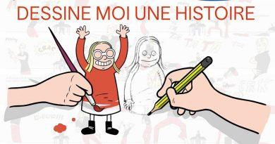DESSINE-MOI UNE HISTOIRE – Animation / Enfants