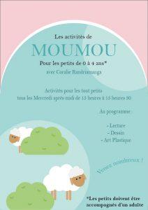 MOUMOU - Animation / Petite enfance @ Médiathèque
