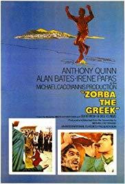 ZORBA LE GREC - Cinéma / Éternités de la Grèce @ Salle Albert Camus