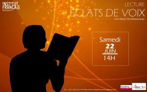 ÉCLATS DE VOIX - Animation / Adolescents @ Médiathèque