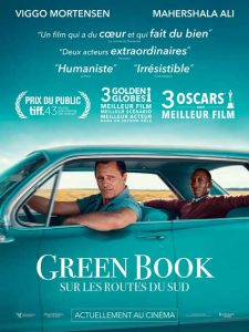 GREEN BOOK - Cinéma @ Salle Albert Camus