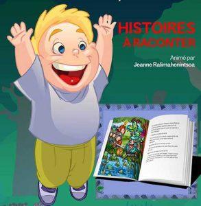 HISTOIRE À RACONTER - Animation / Enfants @ Médiathèque