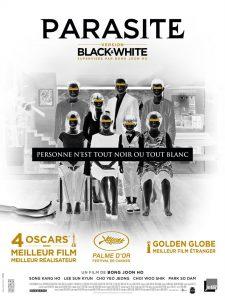 PARASITE  (Version en Noir et Blanc) - Cinéma @ Salle Albert Camus