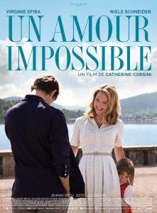 UN AMOUR IMPOSSIBLE - Cinéma @ Salle Albert Camus