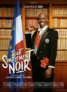 TOUT SIMPLEMENT NOIR - Cinéma @ Salle Albert Camus