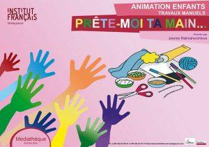PRETE-MOI TA MAIN - Animation / Enfants / Travaux manuels @ Médiathèque