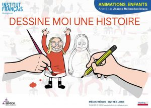 DESSINE-MOI UNE HISTOIRE - Animation / Enfants @ Salle Albert Camus