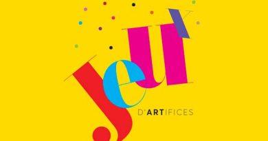 JEUX D'ARTIFICES – Exposition d'art contemporain pour le Jeune public