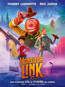 MONSIEUR LINK - Cinéma @ Salle Albert Camus