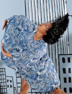 SAROY RAKOTOSOLOFO - Danse contemporaine @ Salle Albert Camus