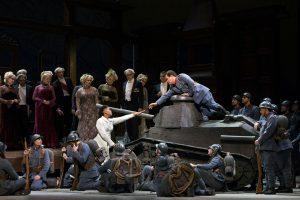 LA FILLE DU RÉGIMENT - Opéra au cinéma @ Salle Albert Camus
