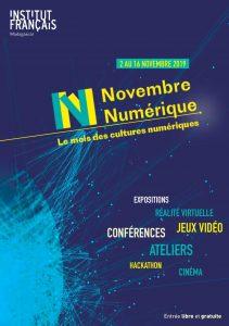 NOVEMBRE NUMÉRIQUE, Le mois des cultures numériques - Evenement @ IFM