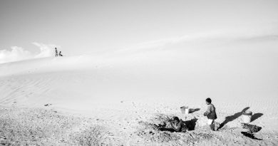 LE BRUISSEMENT DE L'EAU / PIERROT MEN – Exposition