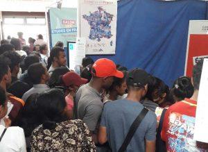 SALON DES ÉTUDES EN FRANCE / CAP SUR L'OCÉAN INDIEN (Maurice -Madagascar) @ IFM