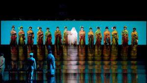 MADAME BUTTERFLY - Opéra live @ Salle Albert Camus