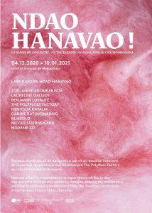 NDAO HANAVAO - Exposition @ Galerie