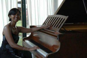 Récital de piano de MIRANA RANDRIA - Concert classique de midi @ Salle Albert Camus