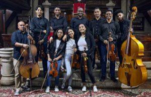 MADAGASCAR ORCHESTRA - Concert classique de midi @ Salle Albert Camus