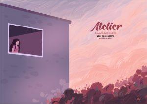 Atelier ados - MERCREDIS DE LA BD @ Médiathèque