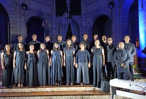 Concert classique de midi - CHOEUR MIANGALY @ Salle Albert Camus