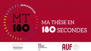 """Finale nationale du CONCOURS """"MA THÈSE EN 180 SECONDES"""" @ Salle Albert Camus"""
