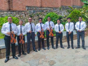 Concert classique de Midi - LES CORDISTES DE MADAGASCAR @ Salle Albert Camus